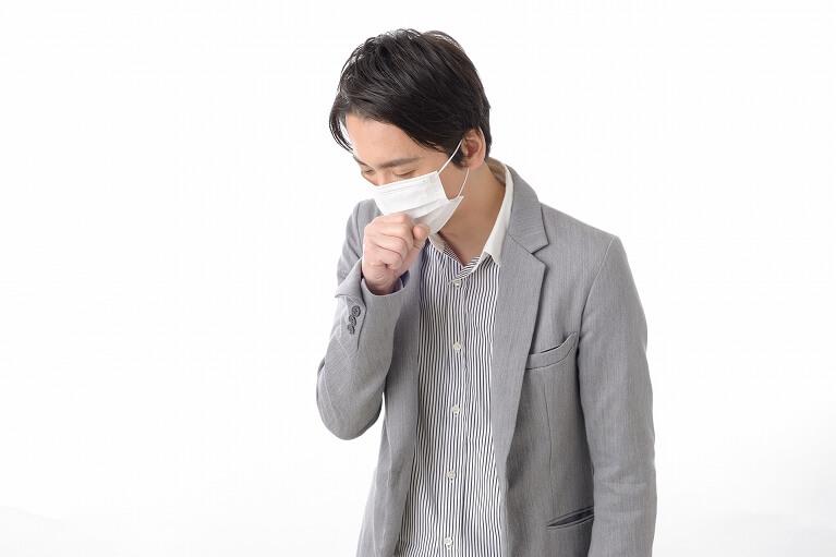 長引く咳、止まらない咳
