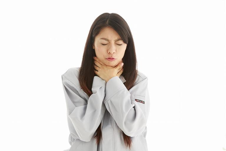 ある日突然、咳と痰の症状がはじまった4
